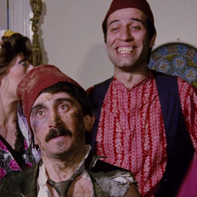 """Tellioğulları ve Seferoğulları hem Yeşil Vadi hem de Leyla için mücadeleye girer. Komedi filmi """"Tosun Paşa'' bu akşam 'de TV8'de! Fotoğraf"""