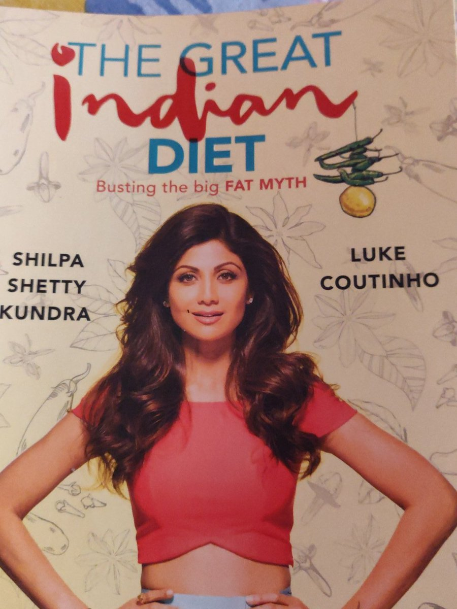 The Great Indian Diet Book