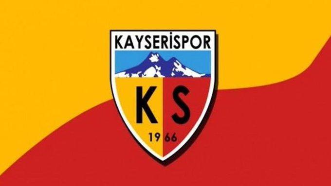 #SONDAKİKA 🔴 TMSF Başkanı Muhiddin Gülal, Kayserispor'un isim sponsorunun 3 yıl süreyle İstikbal Mobilya olduğunu açıkladı. Fotoğraf