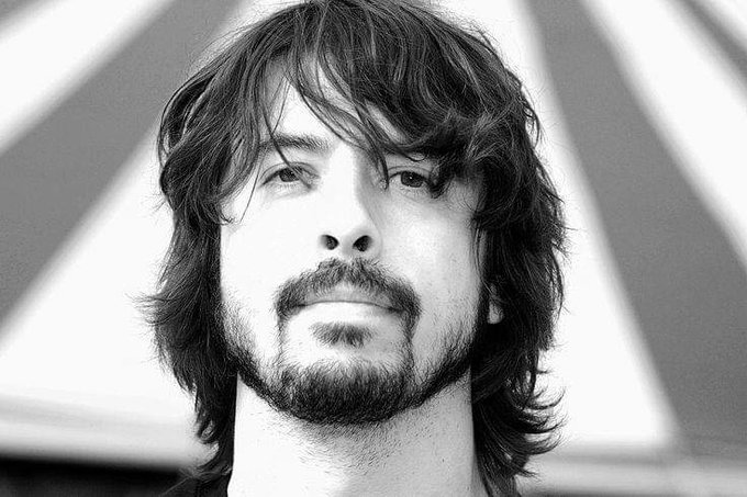 Dave Grohl (David Eric Grohl / Foo Fighters Birth 1969.1.14 ~ Happy Birthday