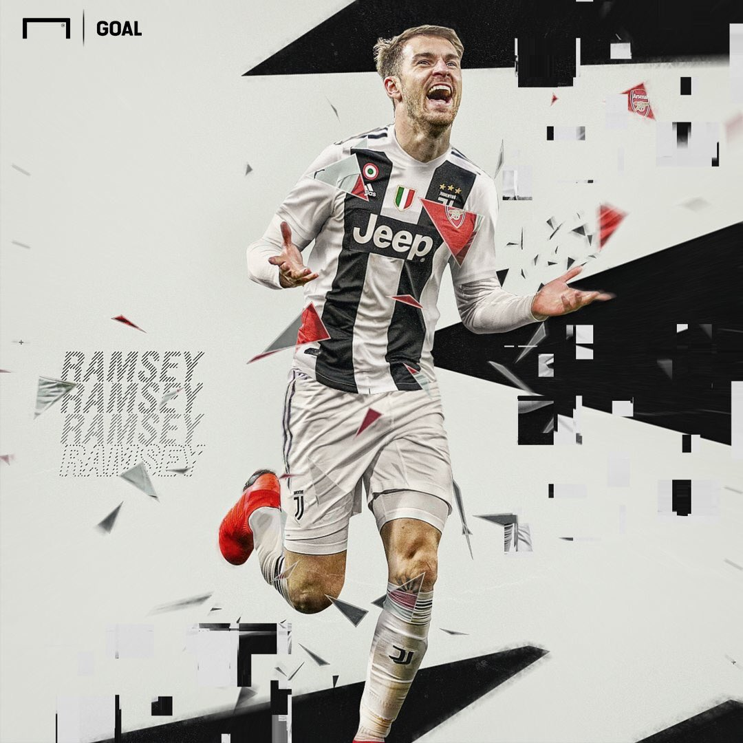 #Ramsey has done the first part of his medical for #Juventus yesterday in a private clinic in London. Arsenal star will join Juve this summer. Done deal ✅🏴󠁧󠁢󠁷󠁬󠁳󠁿⚪️⚫️ @goal