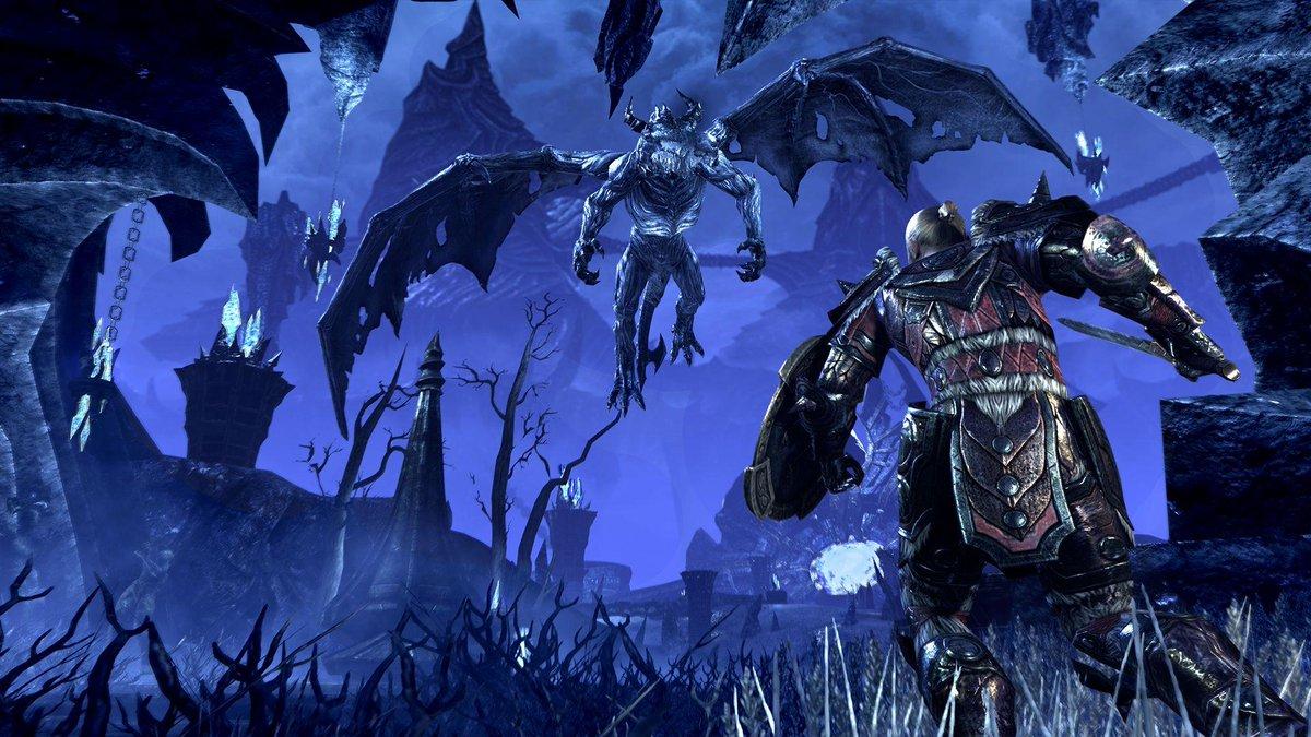 The Elder Scrolls Online On Twitter Daedra Undead Beasts And