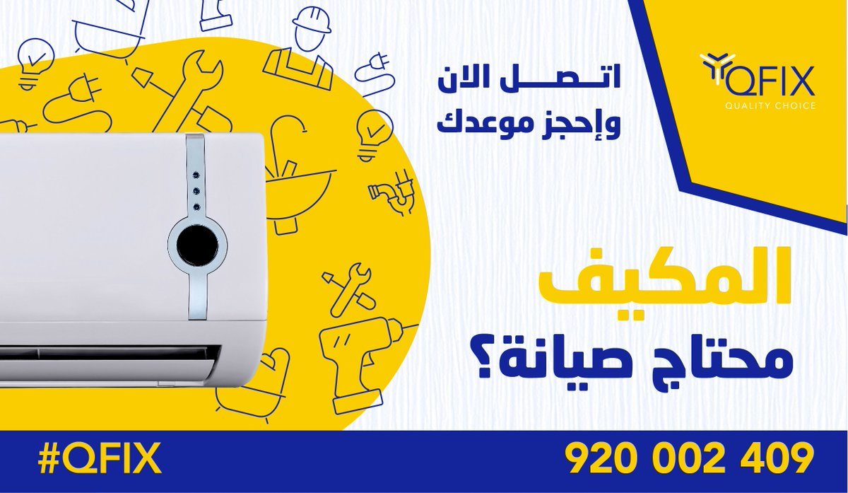 Book your appointment now! #QFIX For Maintenance. Call us on 920002409. Riyadh, KSA. <br>http://pic.twitter.com/n3TVbIYef7