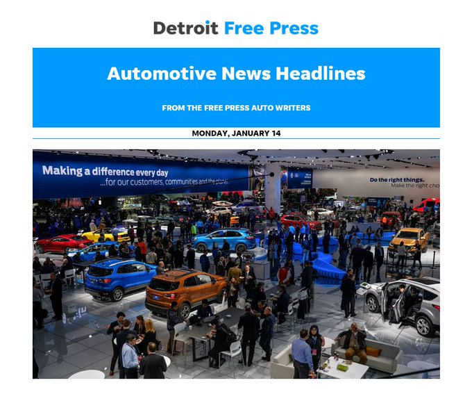 Sign up for our all-new, curated #NAIAS2019 newsletter to get the latest updates in your inbox each day: Foto