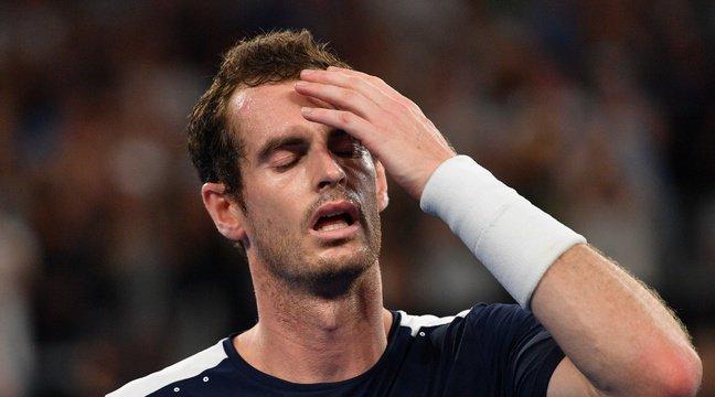 Open d&#39;Australie: Éliminé en cinq sets au premier tour, Andy Murray dit adieu à Melbourne sur une séquence émotion  http:// dlvr.it/Qwdn8h  &nbsp;   via @20minutesSport<br>http://pic.twitter.com/bG1ThhFHq6