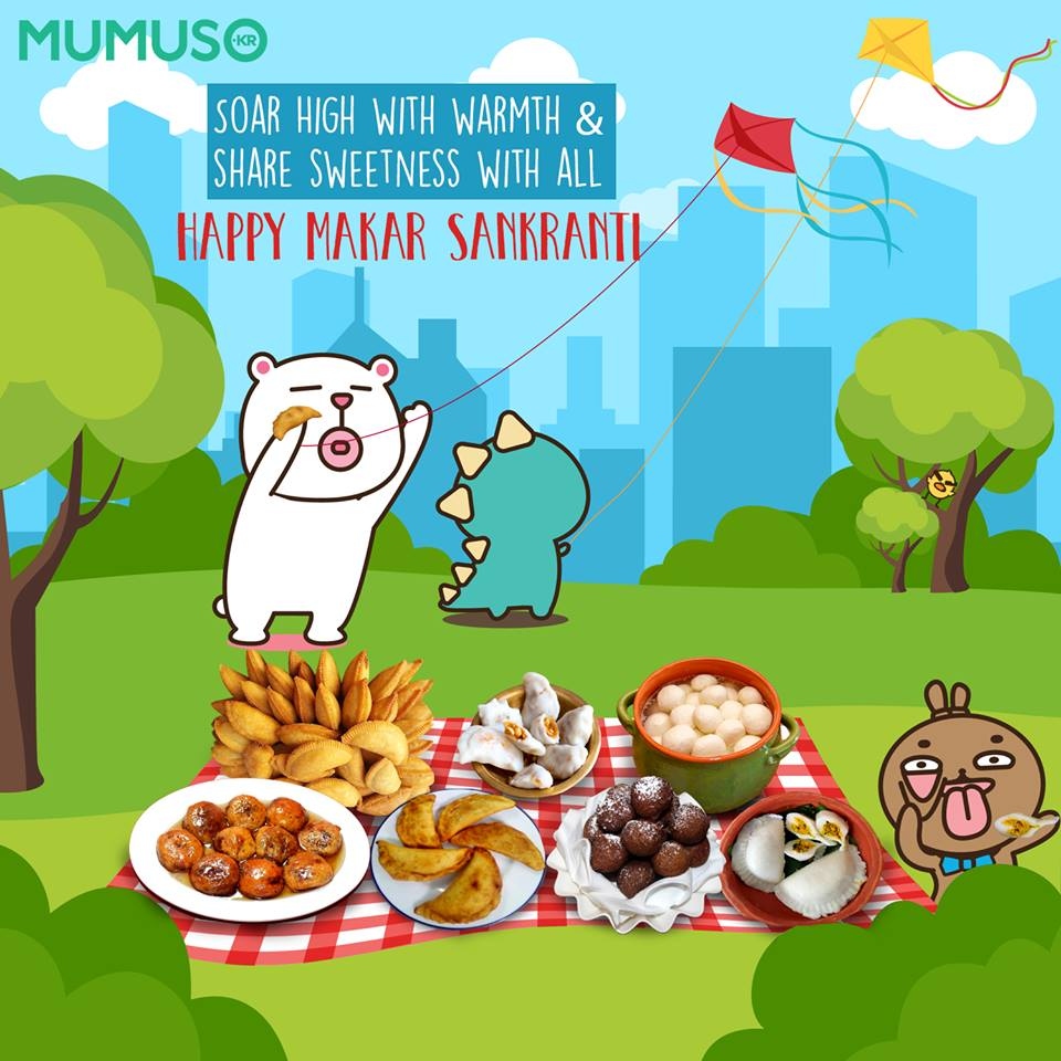 May your dreams and achievements soar high and you be blessed with success, health and love from family and friends.   Mumuso India wishes you all a very Happy Makar Sankranti! :D  #Mumuso #MumusoIndia #MakarSankranti #HappyMakarSankranti #Festival #Joy #Happiness #Festival
