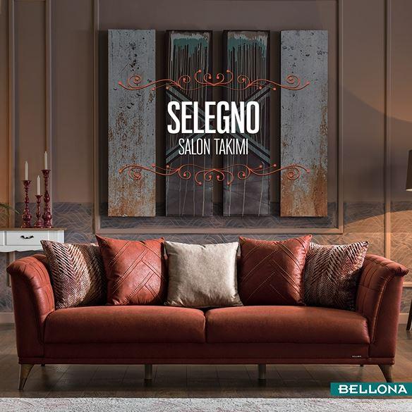 Şık ve gösterişli Selegno, evinizde geçirdiğiniz zamanın kalitesini artıracak. 👸 🤴 http://bit.ly/SelegnoKoleksiyonu… #Bellona #HomeDecor #Decoration #Interior