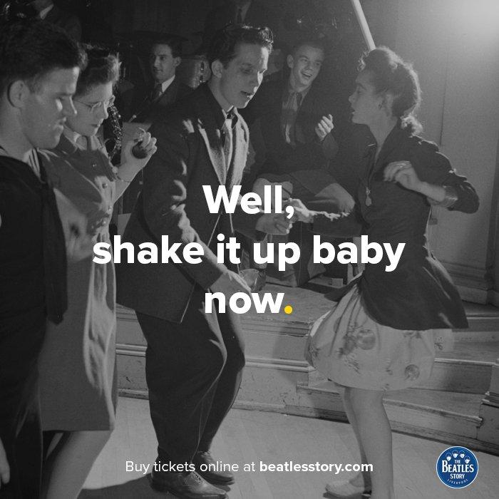The Beatles Story's photo on #friyay