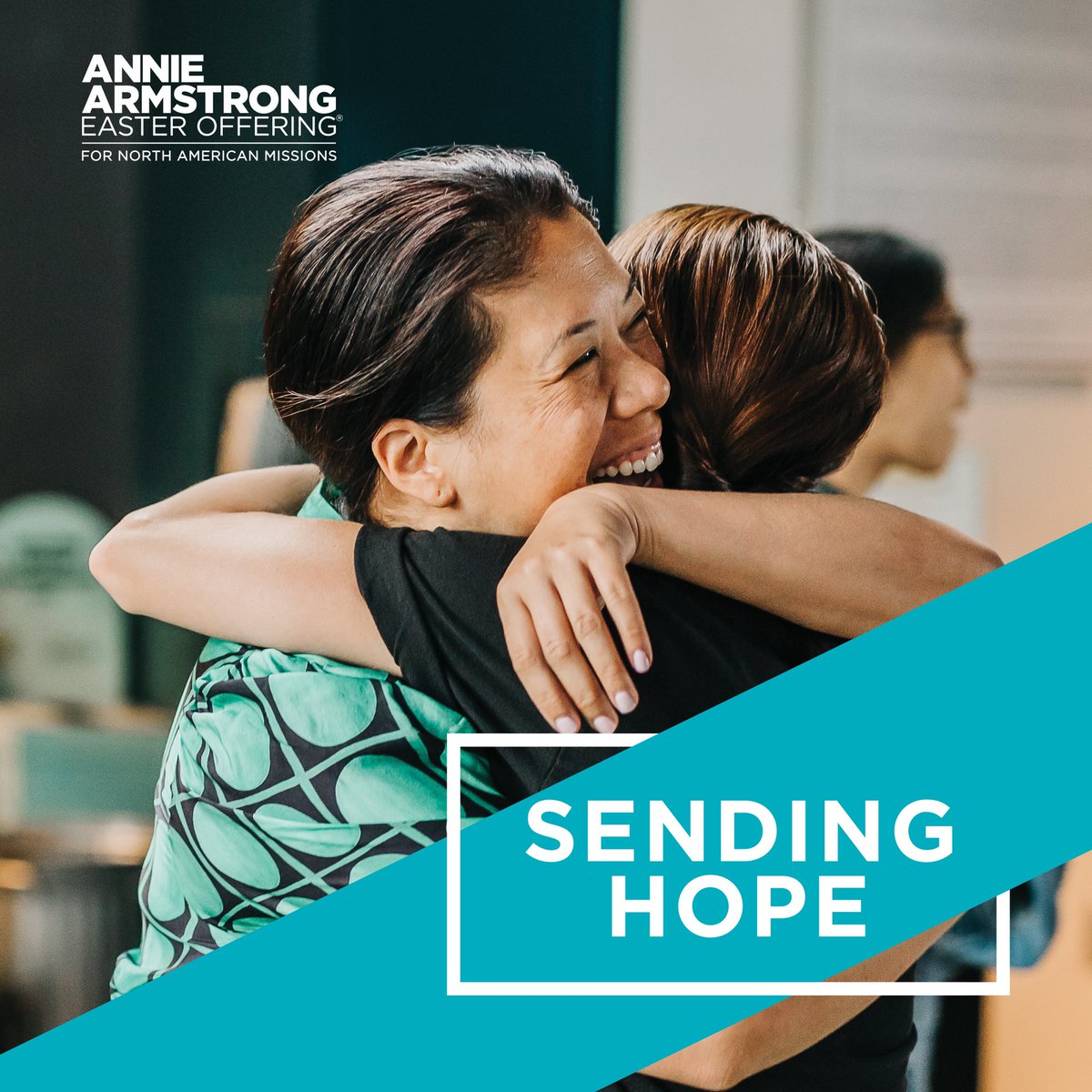 test Twitter Media - This weekend, a small group from Gateway Community Church sorted 60,000 Annie Armstrong Easter Offering envelopes in 38 minutes! That's a record!  To find out more about Annie Armstrong Easter Offering, visit https://t.co/jijcouP3UA! https://t.co/GUxxWrf0br
