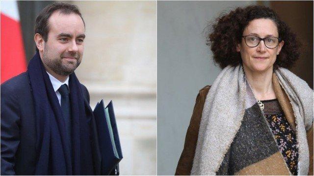 Deux ministres animeront le grand débat qui devait être « indépendant» : 1. Emmanuelle Wargon, ex-lobbyiste chez Danone, pro huile de palme, qui a fait HEC et ENA 2. Sebastien Lecornu, conseiller en communication, ex-LR devenu LREM Photo