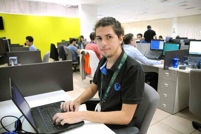 Nosso analista de sistemas, Felipe Sampaio é destaque na matéria