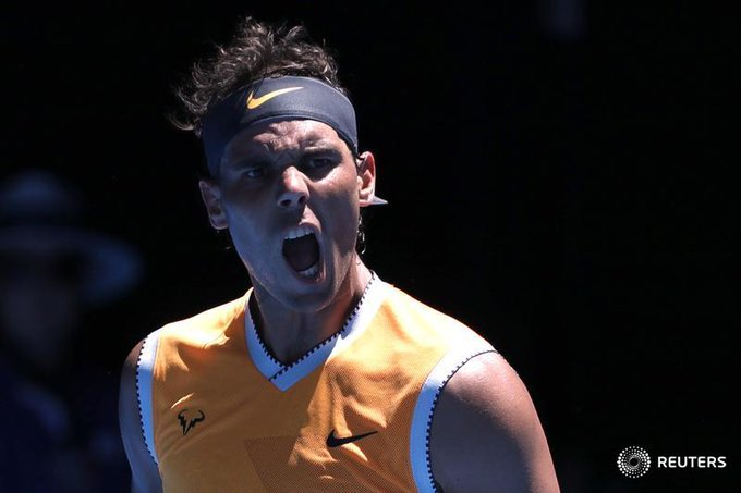 Highlights: #AusOpen day one: - Caroline Wozniacki breezes through - Andrea Petkovic forced to retire from opening match - Rafa Nadal defeats Australian wild card James Duckworth Photo