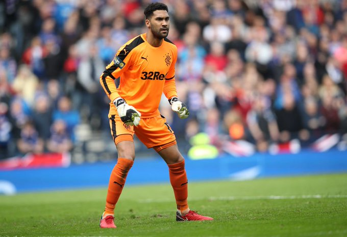 Happy Birthday, Wes Foderingham          133 Appearances. 61 Clean Sheets.
