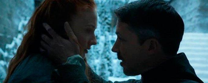 Todo al que ha besado Sansa ha muerto en #JuegoDeTronos Foto