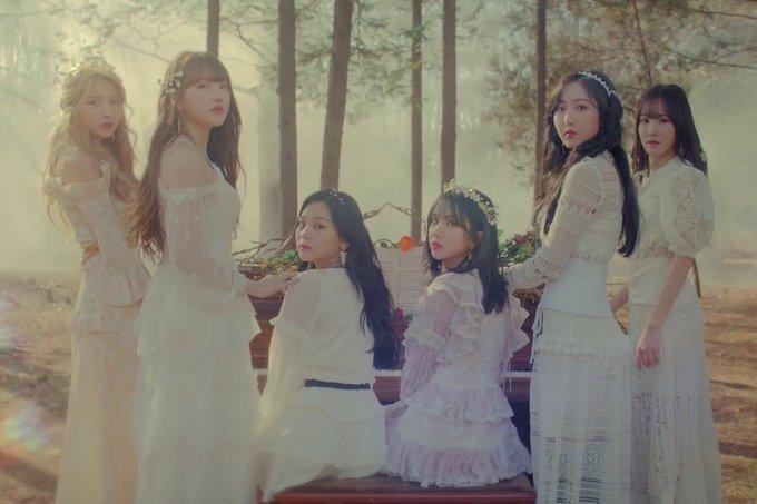 WATCH: #GFRIEND Sings Of The #Sunrise In Stunning Comeback MV Photo