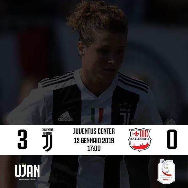 Le ragazze continuano a sognare... #UJAN #JuveFlorentia #JuventusWomen #SerieAFemminile #Girelli #Cernoia #FinoAllaFine #Juventus #Florentia