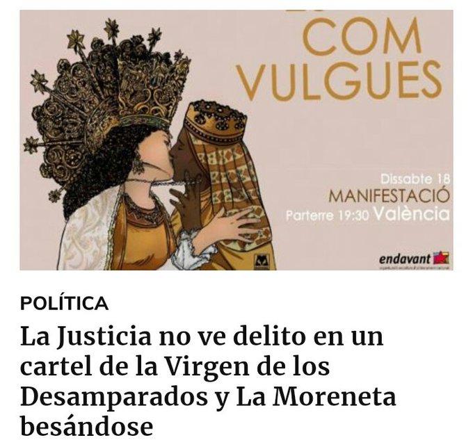 Otra derrota de Vox en los tribunales. La Armada Invencible de Picapleitos. Foto