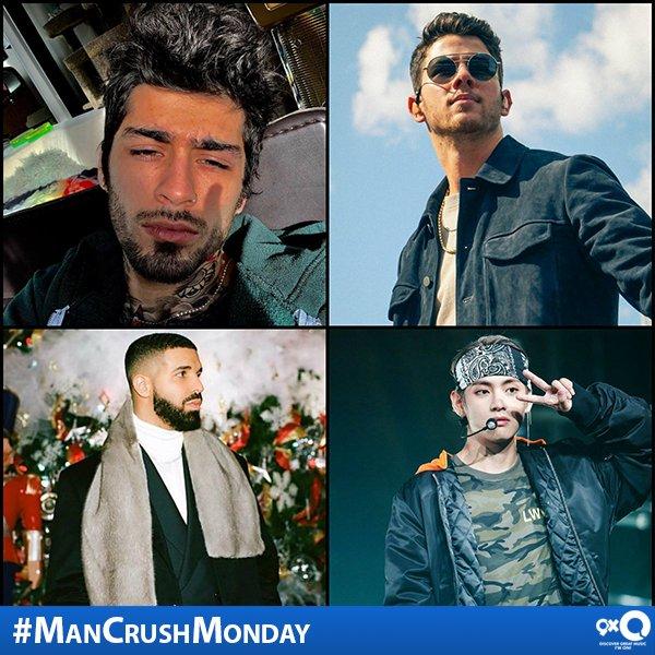 Mancrushmonday Hashtag On Twitter