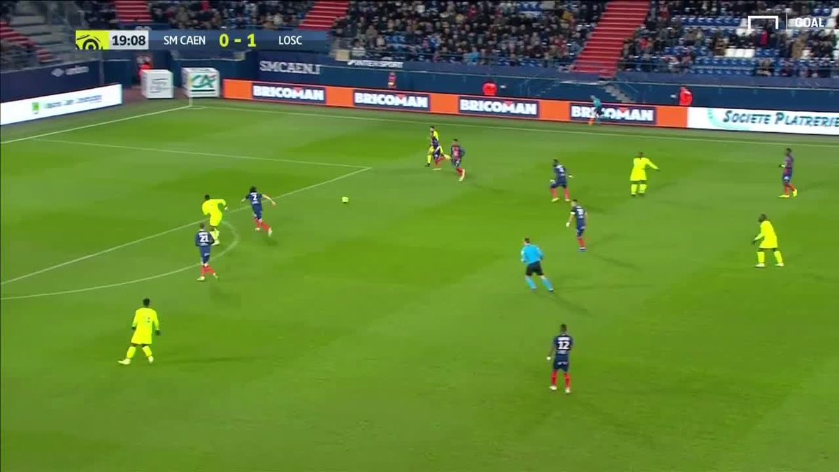Goal's photo on Nicolas Pépé