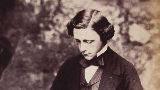 Lewis Carroll died on this date January 14 in 1898. Photo credit: National Portrait Gallery, London. Foto