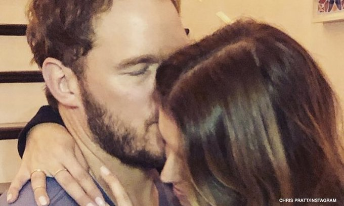 Chris Pratt engaged to Katherine Schwarzenegger Photo