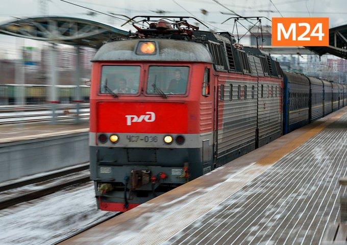 Движение поездов на Казанском направлении МЖД ввели в график. Подробнее: Фото: портал Москва 24/Антон Великжанин Фото