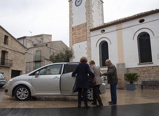 Reedición del Transporte Rural con Fines Médicos en la provincia de #Castellón Foto