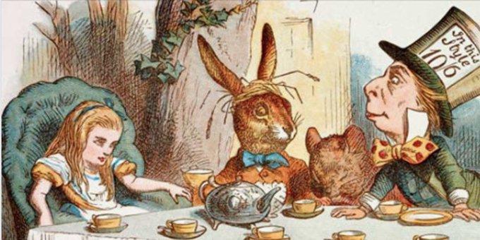 Analizamos las matemáticas que esconde Alicia en el país de las maravillas en el aniversario de la muerte de su autor. Lewis Carroll, un matemático no muy brillante, fue pionero al crear una historia para niños llena de guiños para Foto