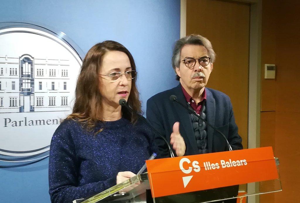 Ciudadanos (Cs) Baleares critica la inacción del Govern ante la situación de colapso de las urgencias de Son Espases