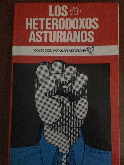 Se van los heterodoxos asturianos, guardemos su legado glocal. Adiós, Juan Cueto Foto