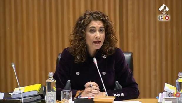 📺DIRECTO | Comparecencia de la ministra María Jesús Montero tras entregar el proyecto de Presupuestos Generales de Estado del Gobierno Síguelo aquí #PGE2019 Foto