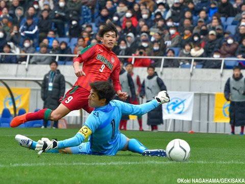0014's photo on 高校サッカー
