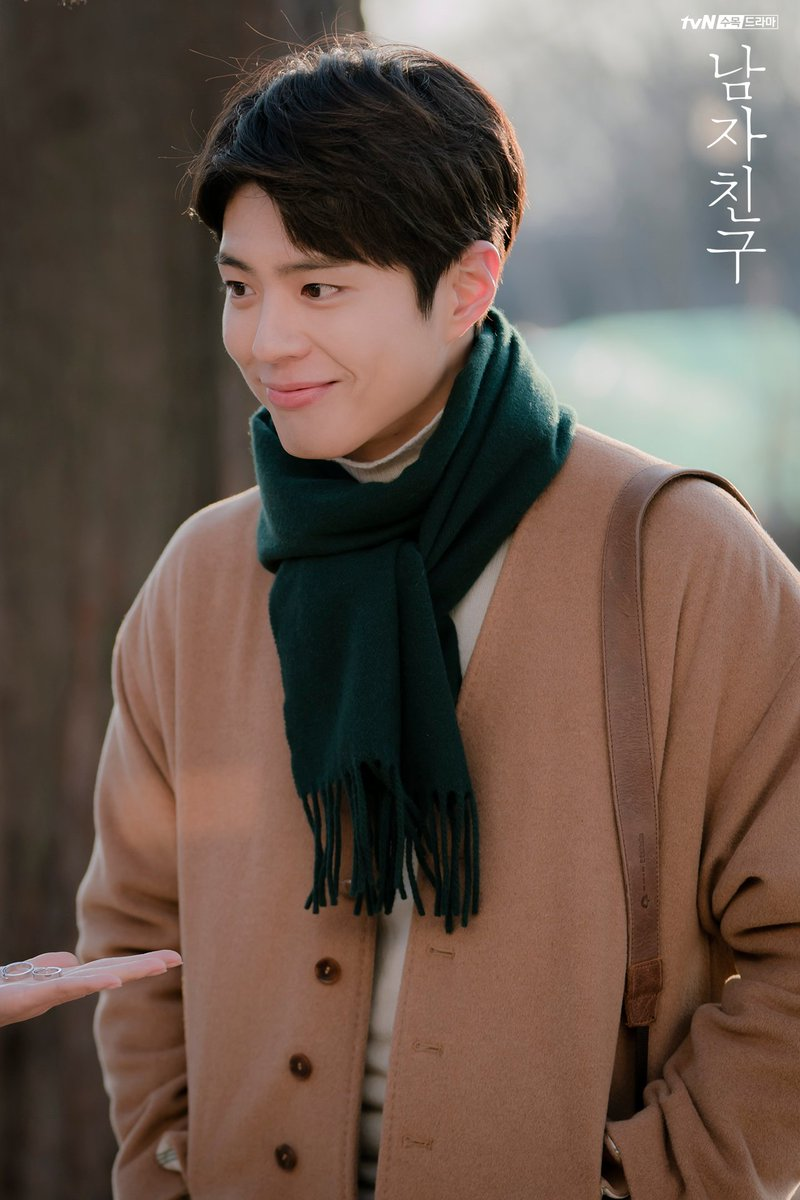 세상 사람들! 진혁이 한 번 만 보고 가주세요!!! 너무 귀여워서 지나가는 사람 붙잡고 울고싶어요ㅠㅠ  tvN <남자친구> 매주 수목 밤 9:30 방송 #tvN #수목드라마 #남자친구 #송혜교 #박보검