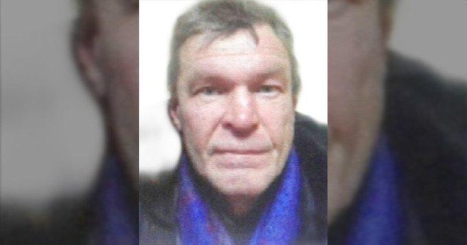 В Ульяновской области разыскивается 57-летний мужчина Фото