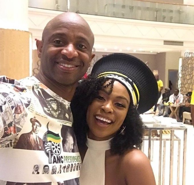SA actress Nomzamo Mbatha was called out on social media after taking a selfie with Arthur Mafokate at the #ANCManifesto .Nomzamo who regards herself as an activist was questioned by feminists & others. Is she to blame?Who must take responsibility? #SAfmLifeTimeLive @positivegp Photo