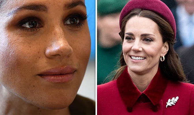 REVEALED: Why #MeghanMarkle and Harry didn't go to Kate's birthday Foto