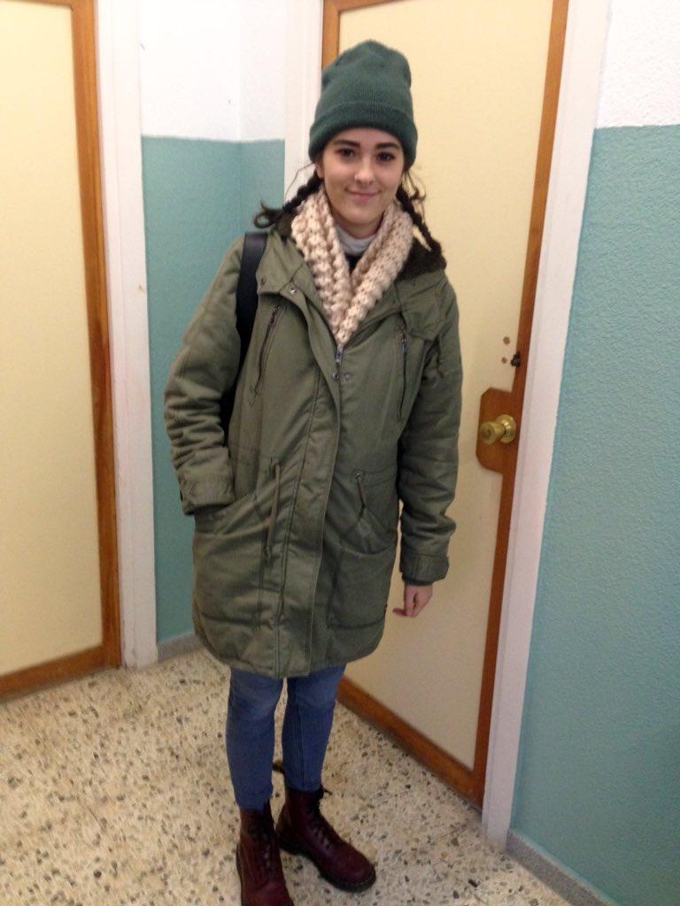 Who wore it better, @MeghanKatelynnn or Spinelli??