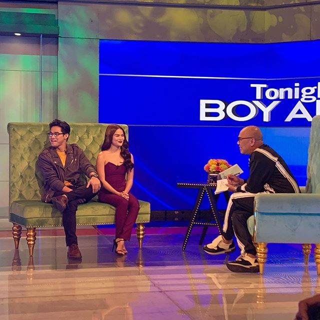 Don't forget to catch #SakalingMagingTayo stars McCoy and Elisse on tonight's @twbaofficial episode! #TWBASakalingMcLissePaRin Photo