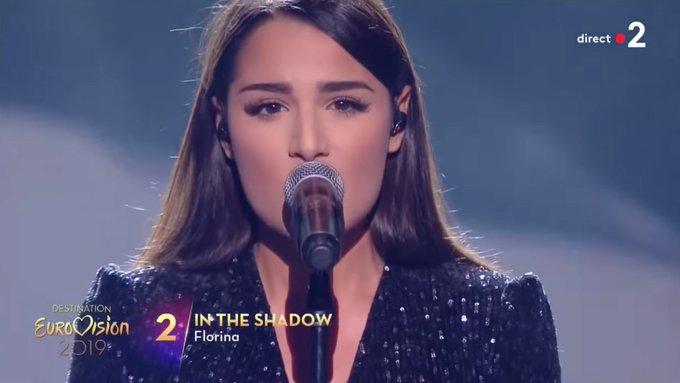 #DestinationEurovision : @FlorinaPerez1 s'est sentie «humiliée» par les votes des jurys internationaux Lire sur @TVMAG : Photo