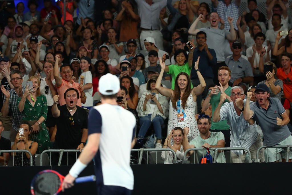 BBC Tennis's photo on #bbctennis