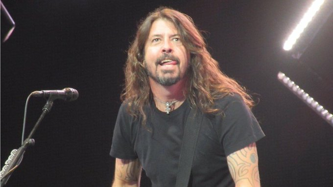 Get An Earful: Happy 50th, DaveGrohl! Photo