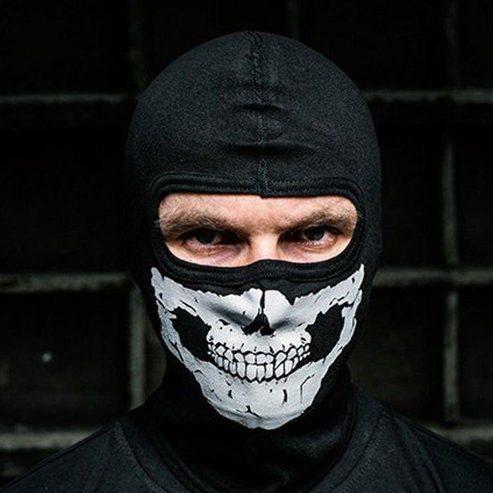 Картинки бандитов в маски