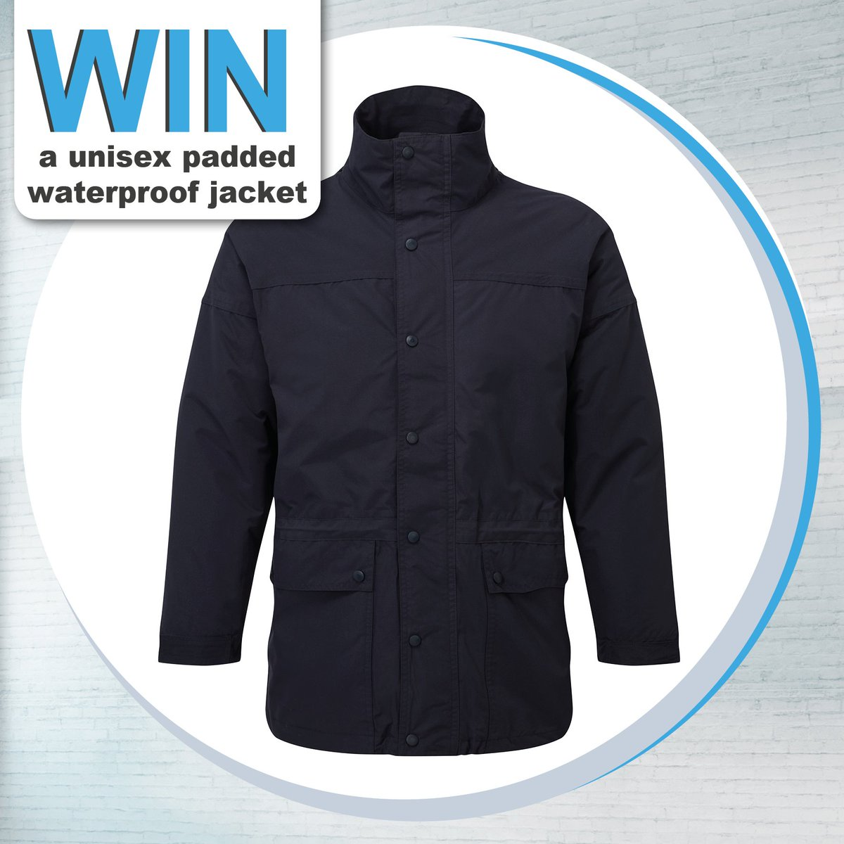 #giveaway time! #win a NEW waterproof jacket! Simply Follow us, Retweet and Like this post. Winner announced Friday 18th! #CompetitionTime #contest #Clothing #jacket<br>http://pic.twitter.com/vCjuyxR1v3