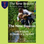 Here is a reminder of our Open Day dates please register via the website if you would like to come and find out why The New Beacon is #bestforboys