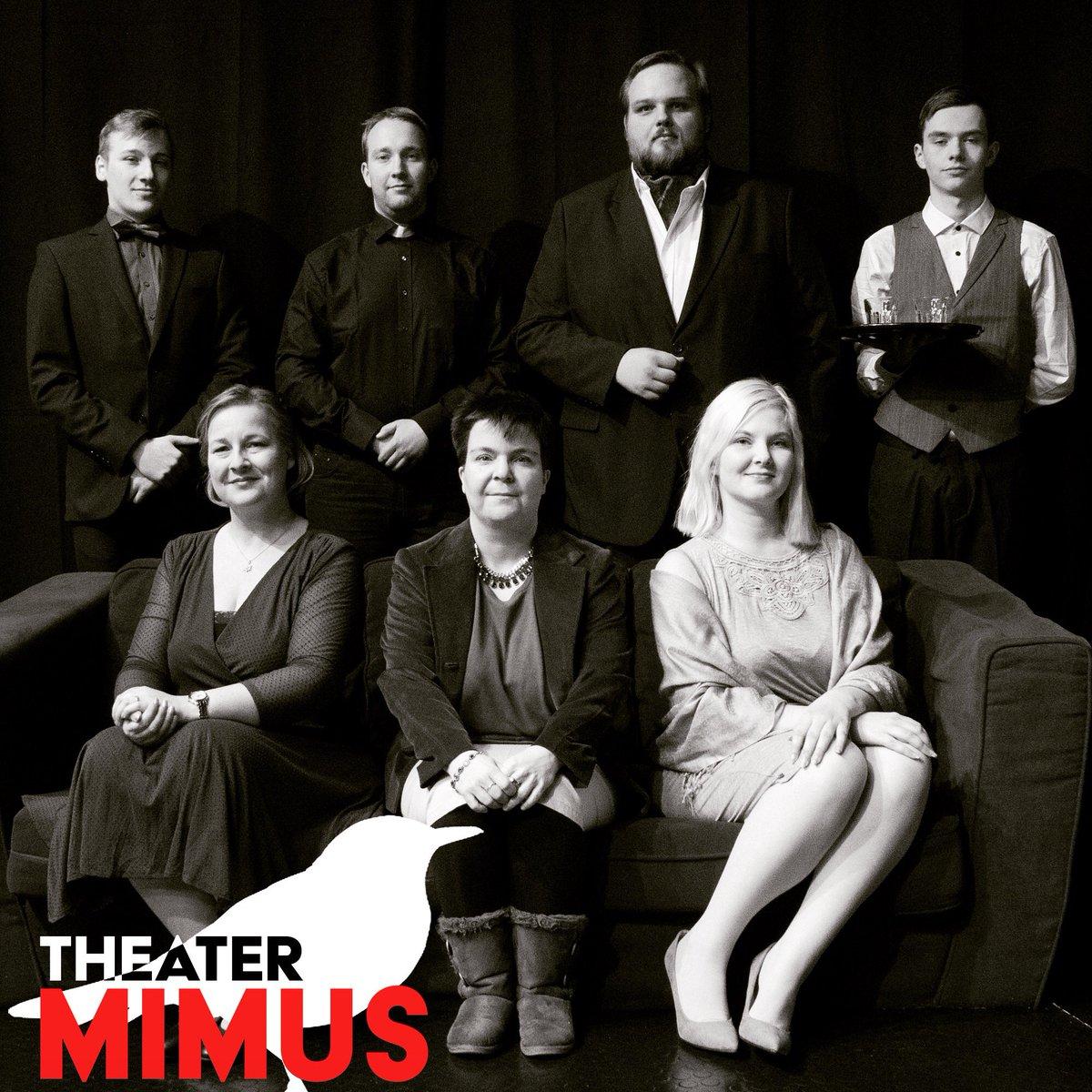 Demnächst in der Kultureinrichtung eures Vertrauens: Theater Mimus mit neuer Produktion. Weitere Informationen folgen in Kürze. #theater #theatermimus #2019 #hamburg #komödiepic.twitter.com/PAWeqR0ROf