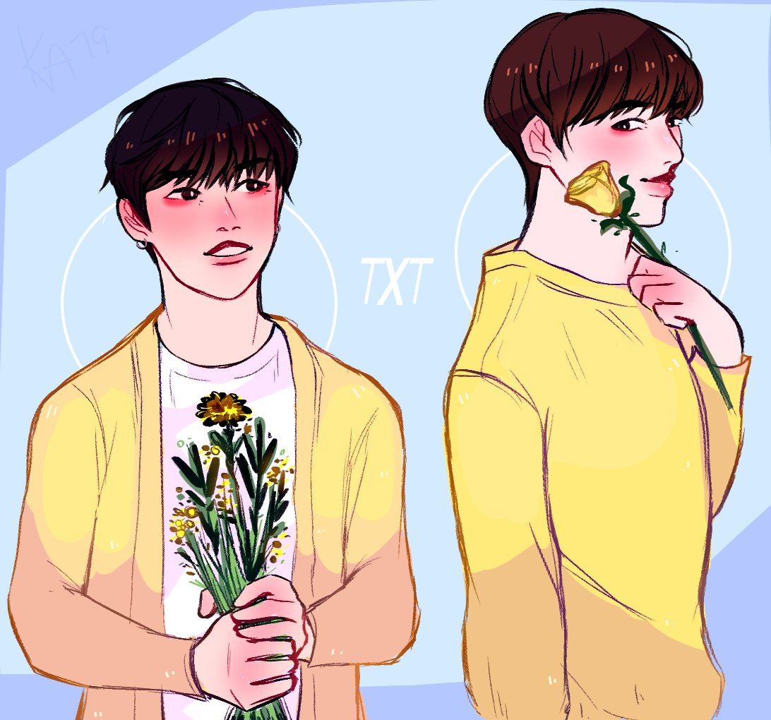 our beautiful babies ahhh ;;;;; #SOOBIN #YEONJUN #TXT_bighit #TXT #TOGETHER_X_TOMORROW<br>http://pic.twitter.com/mOznuwlSJt