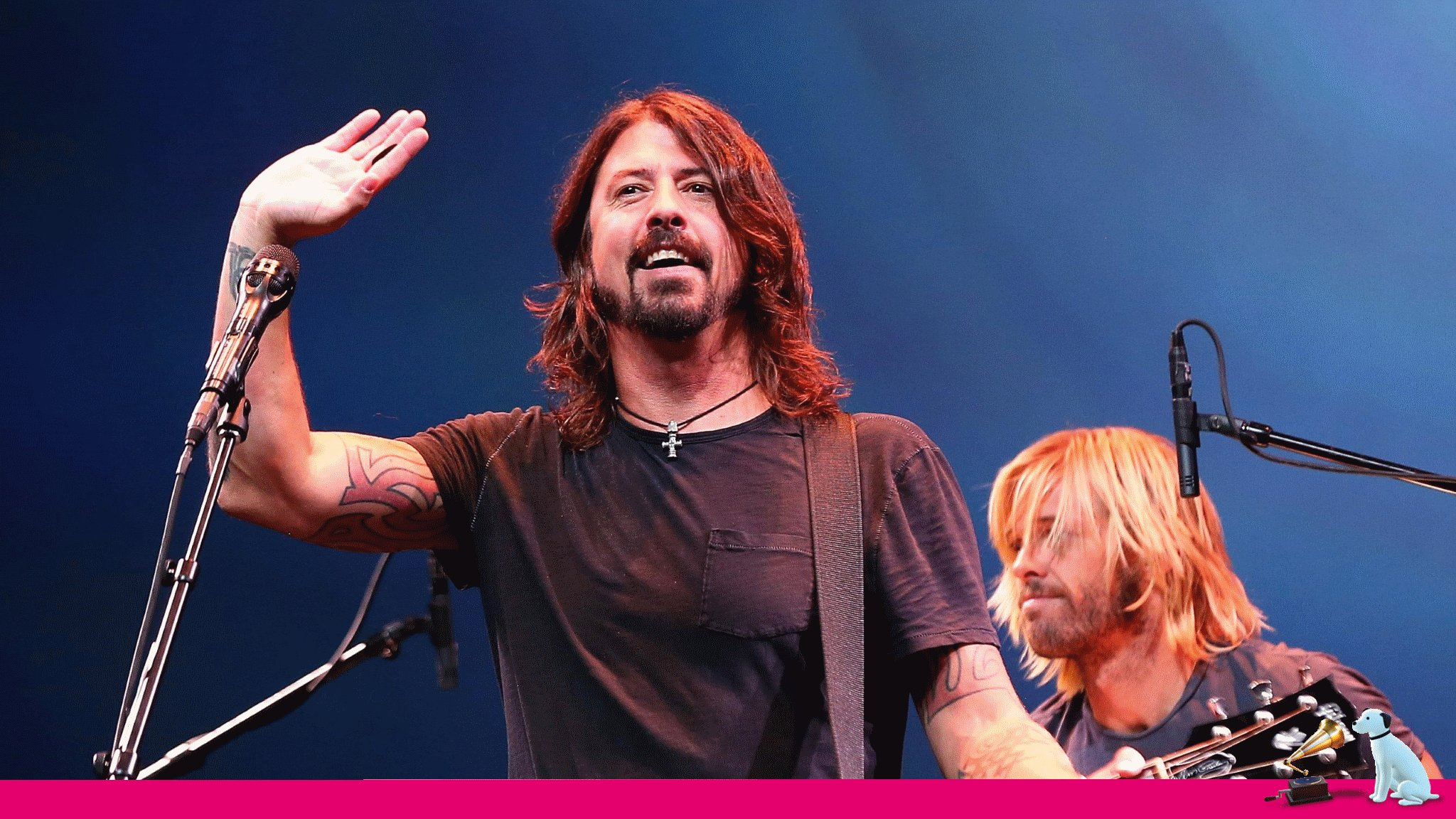 Happy 50th birthday to the one and only Dave Grohl!