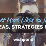 How to Get More Likes on #Instagram: 30 Ideas, Strategies & Tips from @carlonathan https://t.co/fC7pH3FSAP #SMM #socialmediamarketing