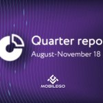Image for the Tweet beginning: Welcome our quarterly report! We