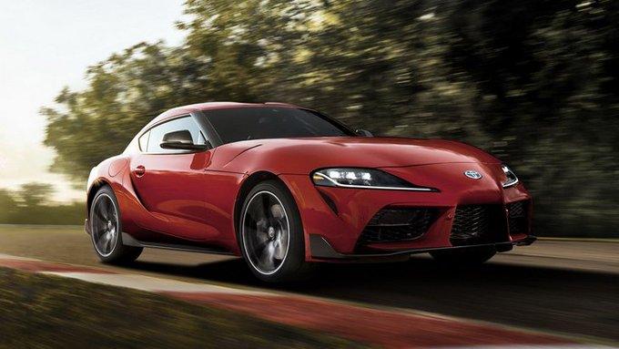 Теперь точно официально. Toyota представила абсолютно новую Supra Ровно через пять лет после концепта FT-1 Toyota показала миру абсолютно новую Supra Photo